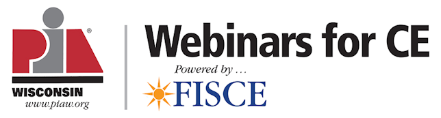 Live Webinars Banner powered by FISCE