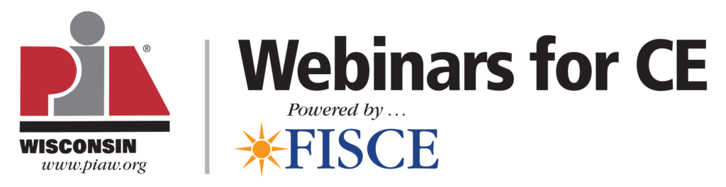 Webinars for CE Logo