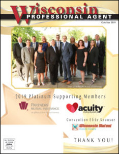 Wisconsin Professional Agent Magazine